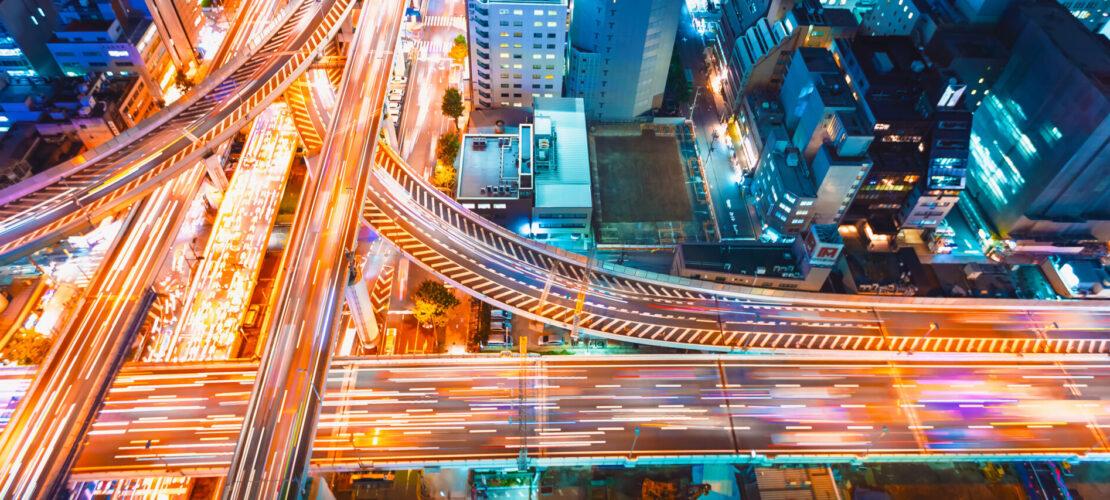 process highway interchange