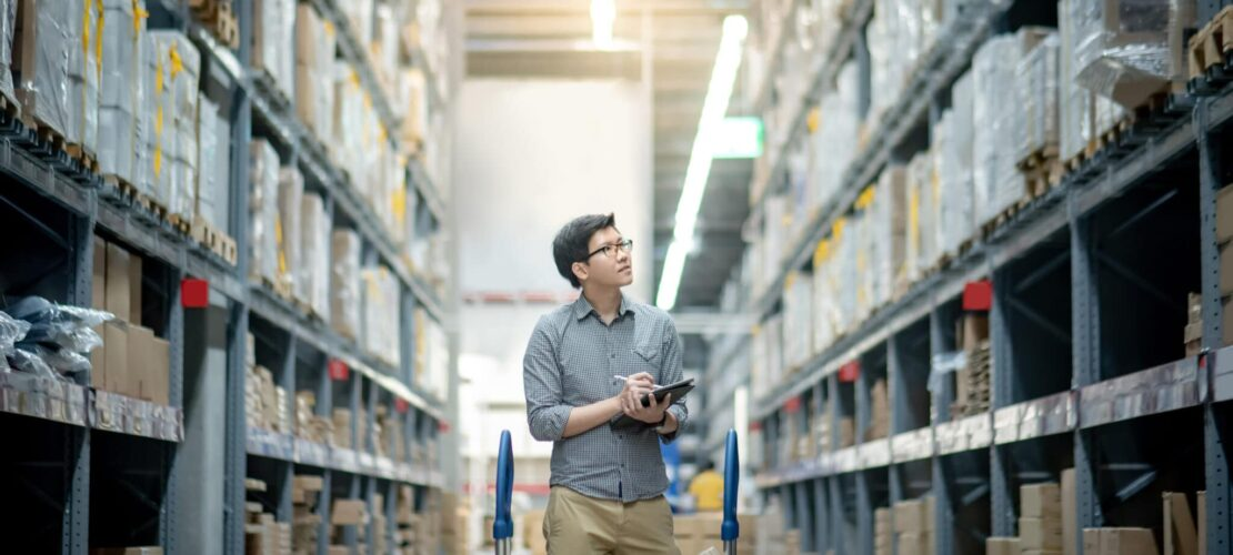 inventory management stock review