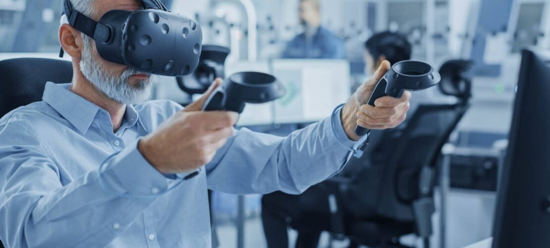 online training AR/VR
