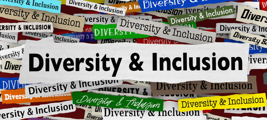 diversity & Inclusion graphic