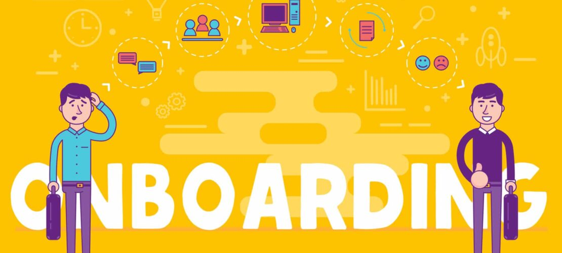 New hire onboarding