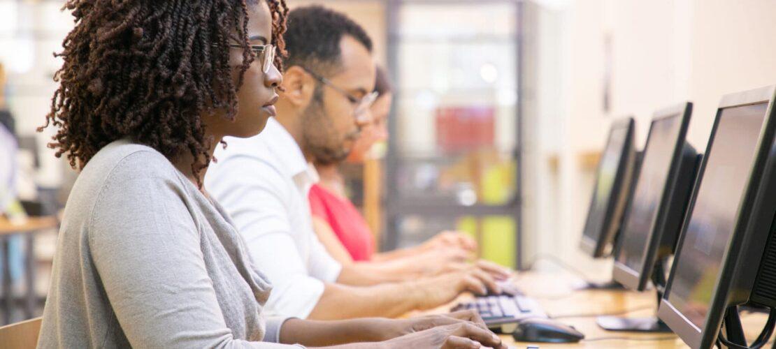 employee online training